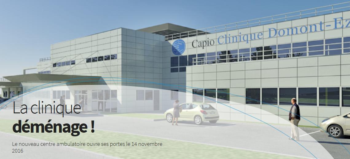 clinique de Domont