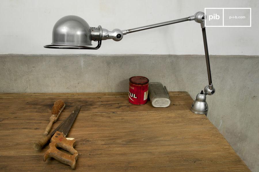 la lampe Jieldé : un incontournable du style industriel