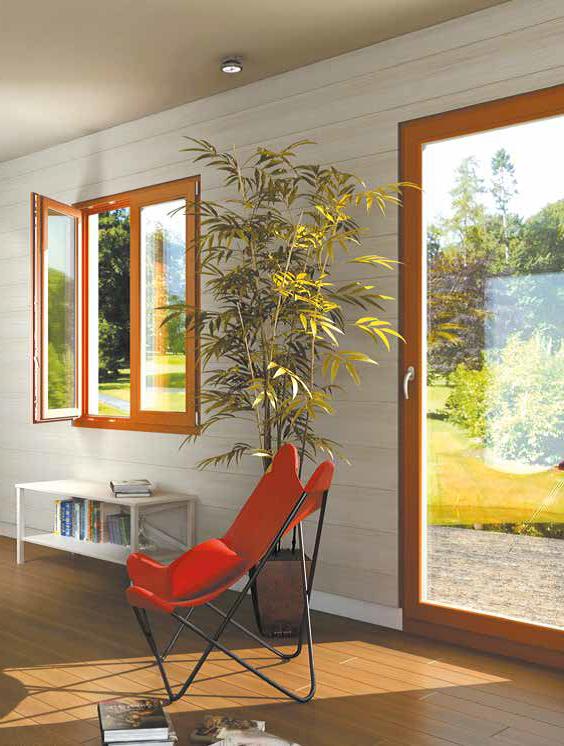 Fenêtre, porte d'entrée, baie, etc… en bois, à haute technicité ? Tryba !